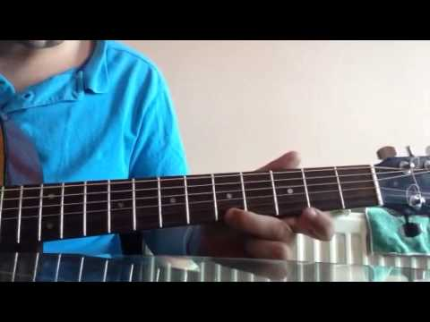 katusha guitar lesson