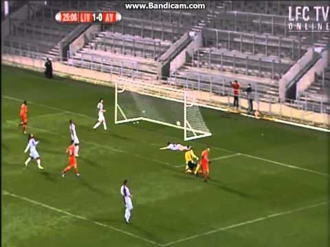 Samed Yesil goal for U21s