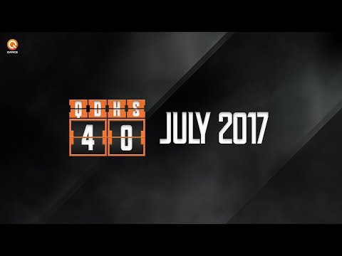 July 2017 | Q-dance presents Hardstyle Top 40