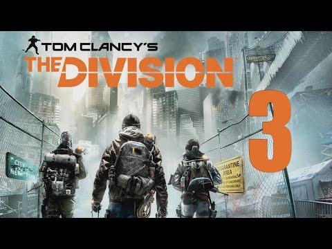 Tom Clancy's: The Division Walkthrough Gameplay HD - Manhattan Transfer - Part 3