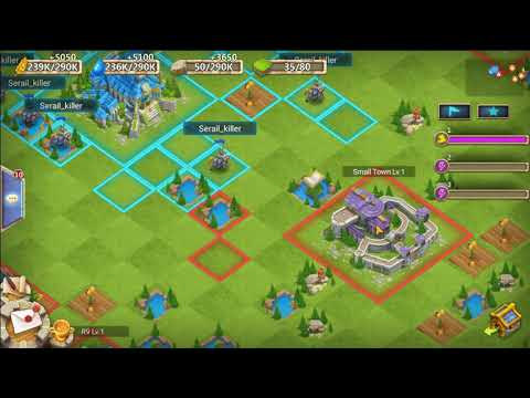 Narcia: War Era First Gameplay/Intro--BIGGEST GAME MODE ON CASTLE CLASH
