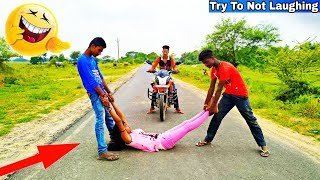 must watch new funny comedy videos 2019 episode 07pooryoutuber fmtv
