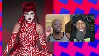 Bob The Drag Queen & Monét X Change Review RPDR | Sibling Watchery S13E16: The Grand Finale