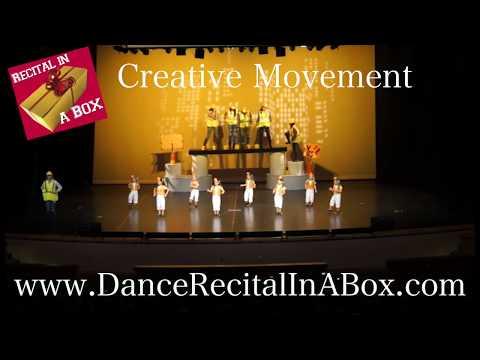 Channel Surfing - Dance Recital Ideas - Commercial Trailer