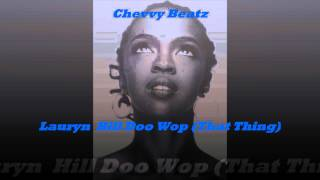 Lauryn Hill- Doo Wop (That Thing) Club Banger