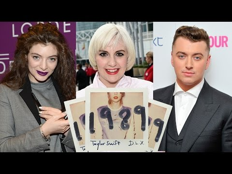 15 Celebrities that LOVE Taylor Swift's 1989!