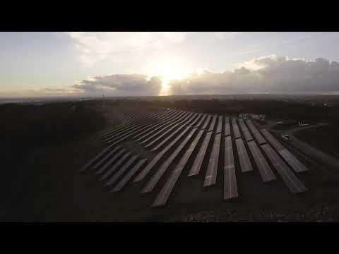 Solar farm powering Newcastle operations and revenue