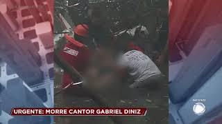 Baixar Informações apontam que avião de Gabriel Diniz caiu de bico