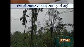 Cyclone Gaja wreaks havoc as it makes landfall in Tamil Nadu