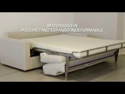 Divano letto motorizzato divano letto che si apre elettricamente youtube - Divano ecopelle che si spella ...