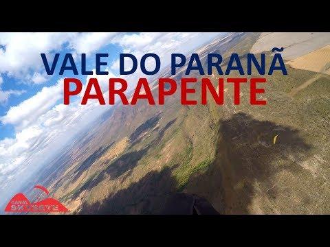 Parapente em Brasilia - cross country - Vale do Paranã