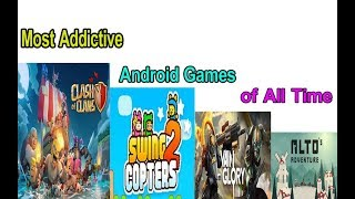 Most Addictive Android Games of All Time || Android 2018 Latest Games || Best Of Android 2018