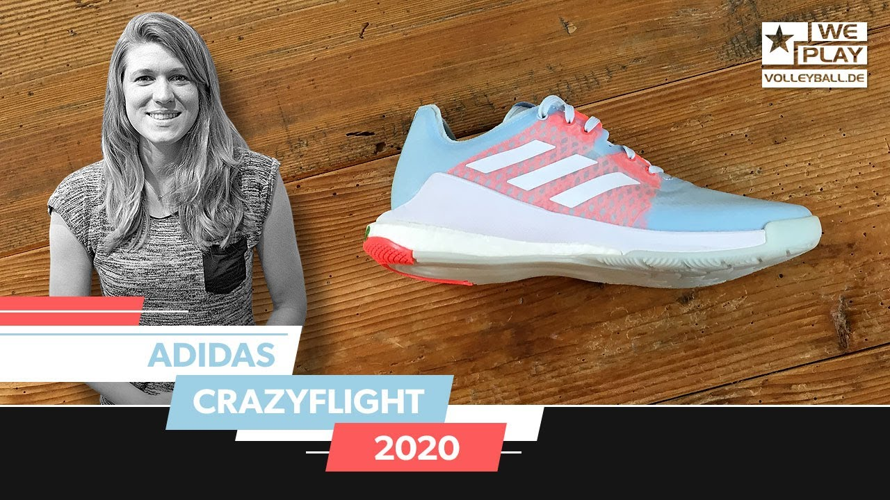 adidas crazyflight boost