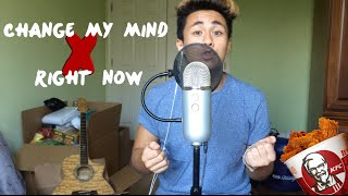 Change My Mind x Right Now - One Direction Cover