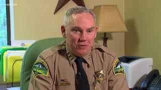 Thurston County Sheriffs Office - Keshowazo
