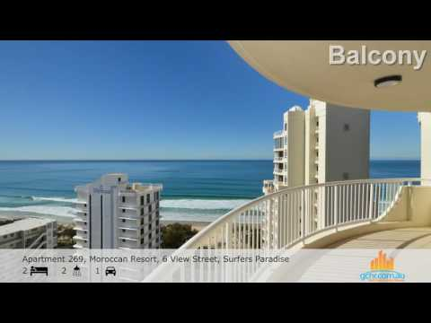 Apartment 269, Moroccan Resort, Surfers Paradise Accommodation