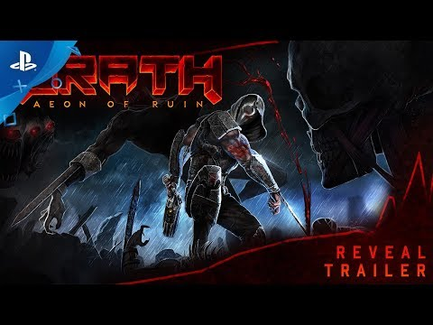 WRATH: AEON OF RUIN Parece uma Obra-Prima no Estilo Quake