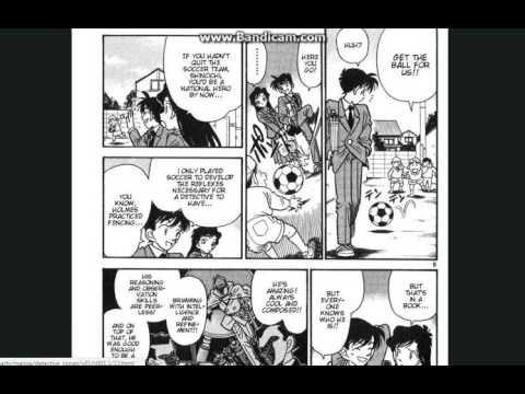 Learn English with Conan Comic book 2
