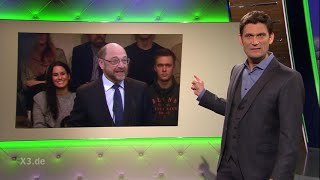 Christian Ehring: Martin Schulz Superstar II