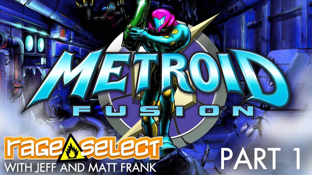 Metroid Fusion (Sequential Saturday) - Part 1