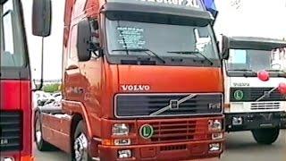 volvo fh12 fl10 video 1996