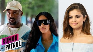 Kardashians TERRIFIED of Kanye?! - Selena Gomez SHOCKED By Justin's Marriage?! (Rumor Patrol)