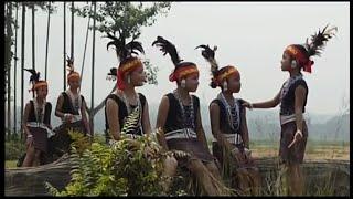 Gambar cover Beautiful  Garo Gospel Traditional Dance, (Official) Gitelni Sambaona