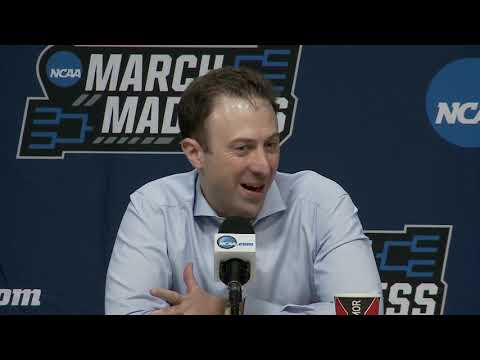 Gopher Blog - Presser: Richard Pitino on 86-76 NCAA Tournament Victory vs. Louisville