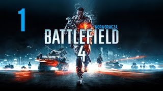 Battlefield 4 - Gameplay #1 [napisy PL] [bez komentarza] - PS3