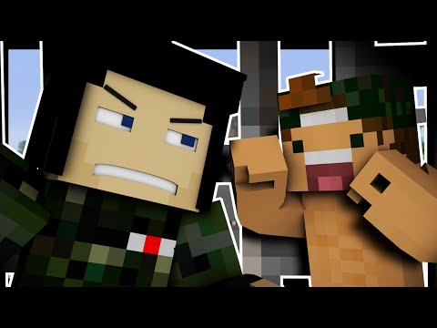 MILITARY TRAINING! [6] (Minecraft Roleplay Cops N Robbers)