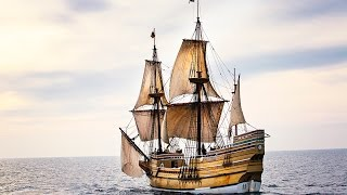 Tour of Mayflower Ship (1620) | First Ship of the Pilgrims & the Puritan s Journey