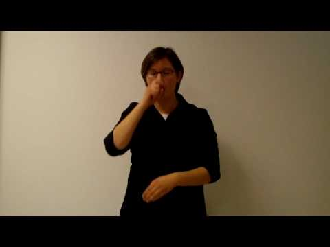 Presentación de Raquel Díaz (estudiante interpretación)