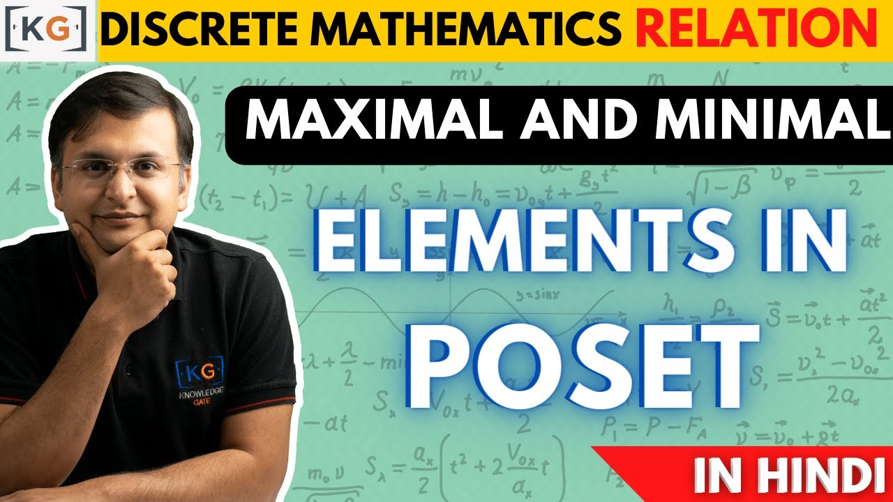 Part 19 maximal and minimal elements in poset in hindi how to part 19 maximal and minimal elements in poset in hindi how to find maximal and minimal element ccuart Gallery