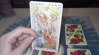 видео Гадания на Романтическом таро. Расклады онлайн бесплатно