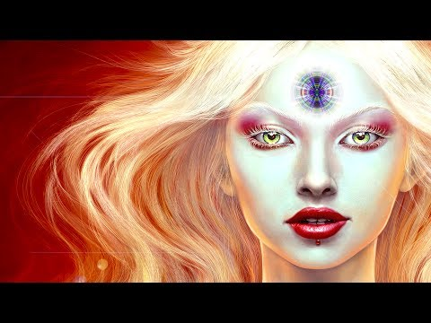 Hypnosis for Telepathy Astral Projection Extrasensory Perception Binaural Beats Activation Frequency