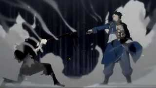 FMA Brotherhood Roy Mustang vs Lujuria cz sub