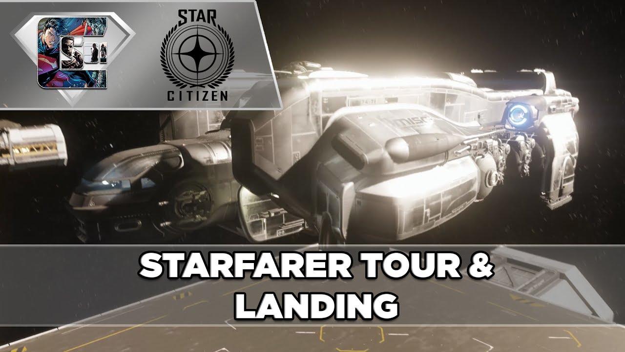 Starfarer Tour