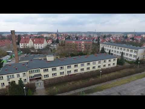 Szczecinek - ulica Artyleryjska