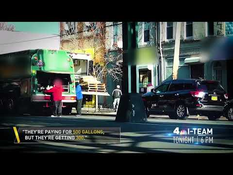 "News 4 New York: I-Team Multi-Part Investigation ""Heating Oil Fraud"""