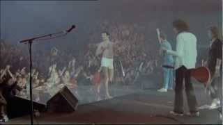 Queen God Save The Queen (Live Rock Montreal HD)
