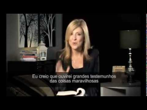 Darlene Zschech abençoa Aline Barros - DVD 20 Anos Aline Barros
