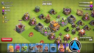 Clash of Clans DROPPING ALL THE WAY TO BRONZE LEAGUE FROM GOLD
