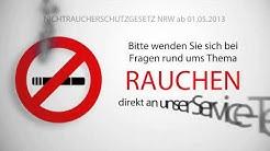 CASINO MERKUR-SPIELOTHEK - Nichtraucherschutzgesetz in Nordrhein-Westfalen