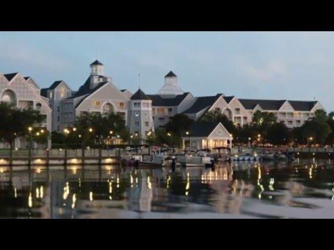 Review of The Yacht Club Resort Hotel, at Walt Disney World, Florida