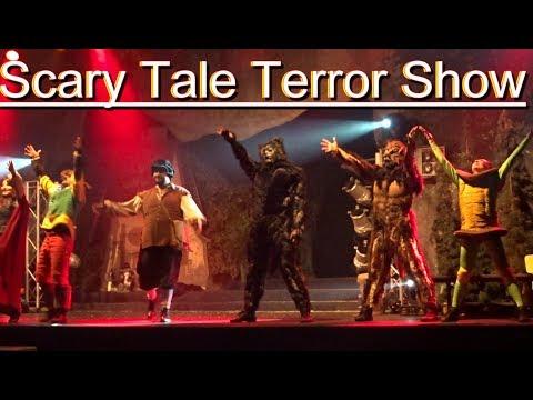 Halloween Horror Fest 2017 - Scary Tale Terror Show - Movie Park Germany - Musikshow
