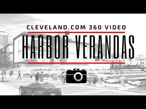 Cleveland's E. 9th St. pier is getting an apartment building: Here's the view (video)