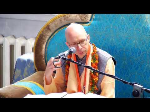 Шримад Бхагаватам 5.14.40 - Бхакти Прабхава Свами