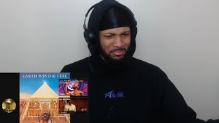 FIRST TIME HEARING   Earth, Wind & Fire - Fantasy (Audio)   REACTION