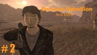 Fallout New Vegas Mods - Enclave Rebellion - Part 2 - Final Part