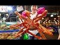 韓國路邊小吃 - 巨大王螃蟹 海鮮湯 漢城